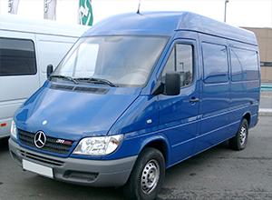Mercedes Sprinter verkopen