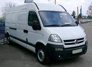 Opel Movano verkopen